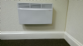 Ambient Air Convector / Panel Heater Electric 1.5kw - Wall Mounted